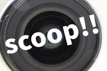 ScooP‼tv取材イベント